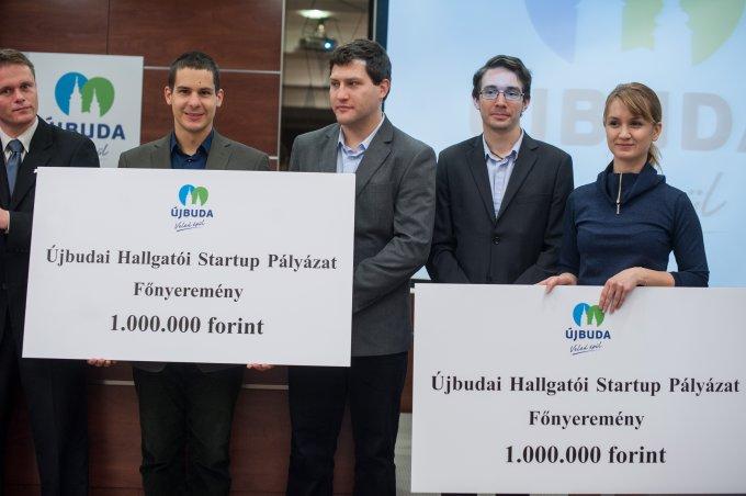 Startup pályázat: itt a nyertesek listája
