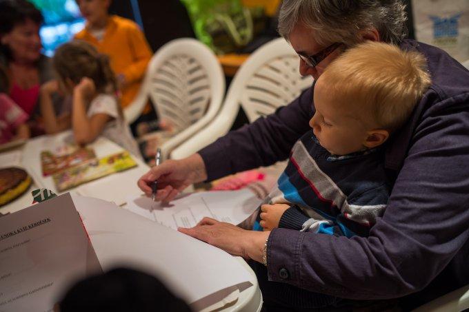 Nagyszülőket köszöntöttek Gazdagréten