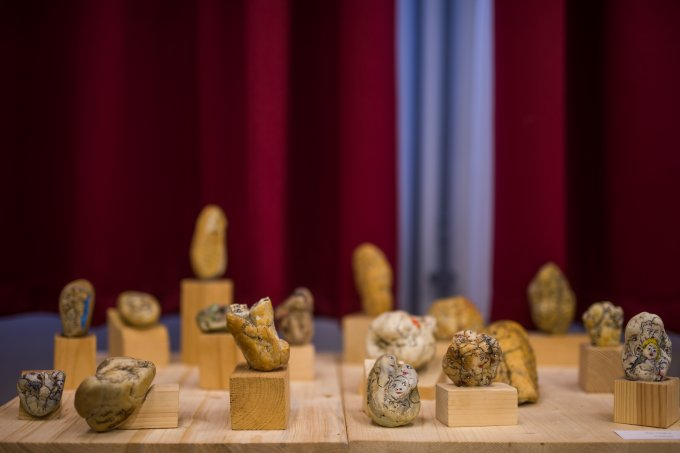 Különdíj: Kiss Orsika (Család – kőinstalláció)