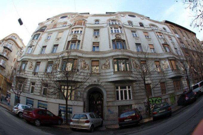 Százéves házak hétvégéje lesz Budapesten