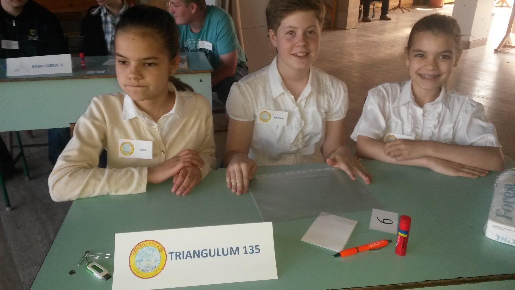 Csillagászati versenyt nyertek az újbudai iskolások
