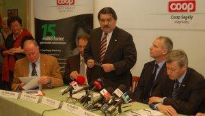 Coop Segély Alapítvány együttműködése