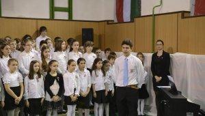 Kerületi díjátadó a nemzeti ünnepen