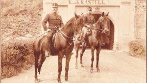 Arlow és lovásza