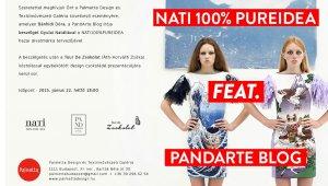 Beszélgetés Gyulai Natáliával a Palmetta Design és Textilművészeti Galériában