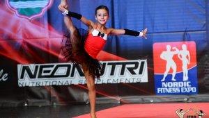 Újbudai siker a Gyermek Fitness Világbajnokságon