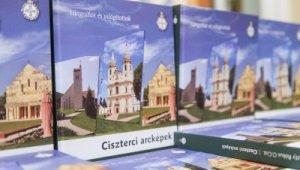 Neves ciszterci atyák életéről mutattak be könyvet a Szent Imrében
