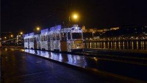 Január 6-ig járnak a BKV karácsonyi nosztalgiajáratai
