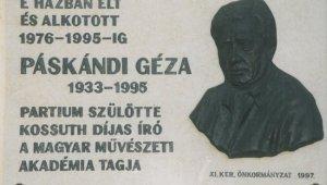 Húsz éve hunyt el Páskándi Géza