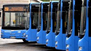 Több busz útvonala változik közműmunkálatok miatt
