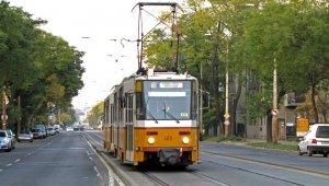 Pótlóbusz jár hétvégén a 18-as villamosvonal egy szakaszán