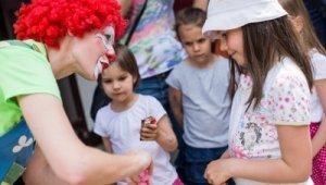 Gyereknapi mulatság volt Gazdagréten