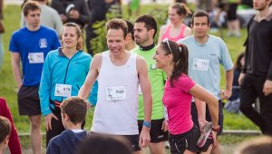 Rekordszámú résztvevő az Eötvös 5 futóversenyen